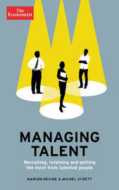 Managing Talent by Michel Syrett