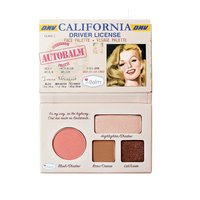 The Balm - Autobalm Face Palette California