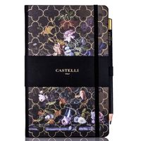 Castelli: Vintage Floral Notebook - Peony