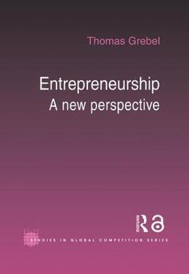 Entrepreneurship by Thomas Grebel image