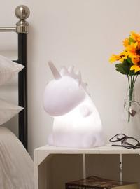 The Giant Unicorn Lamp