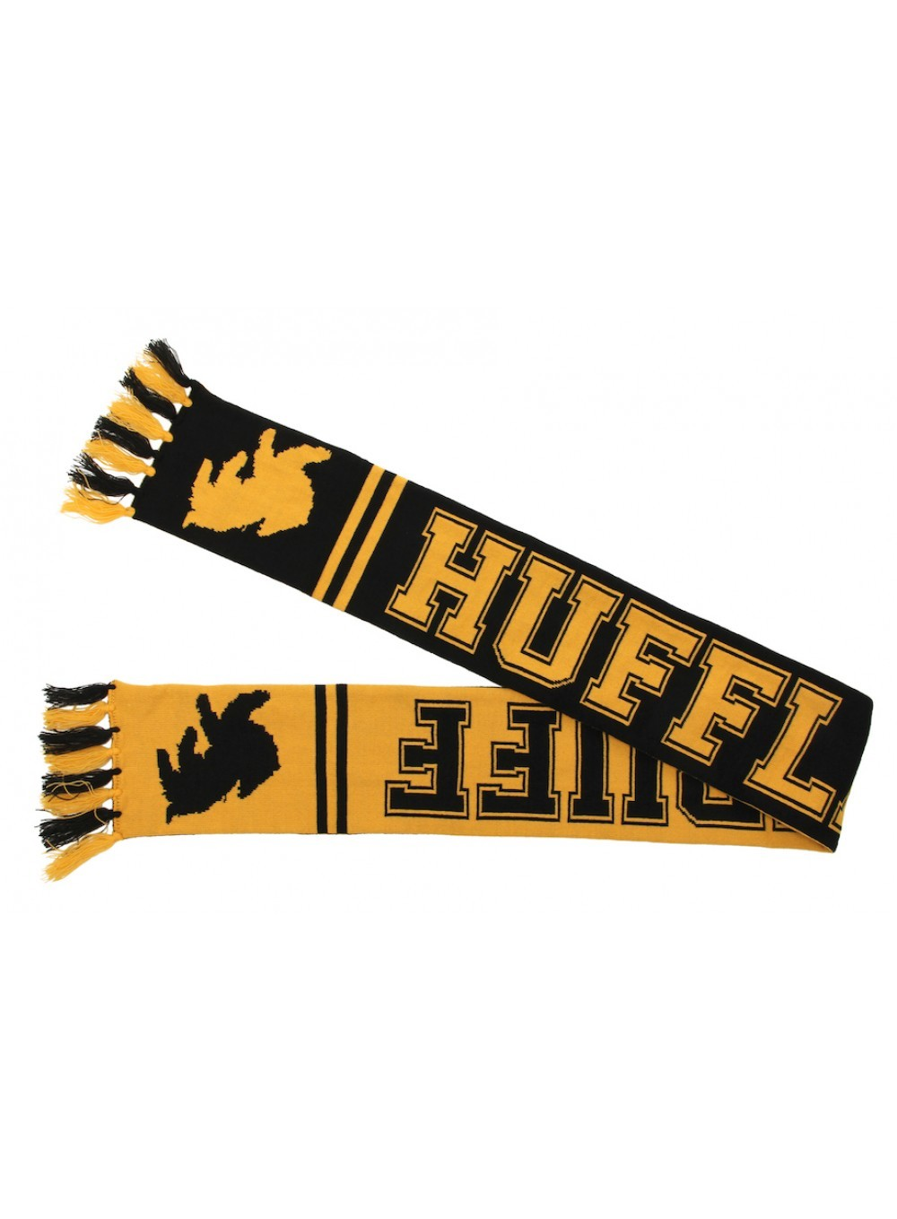 Harry Potter - Hufflepuff Reversible Knit Scarf image