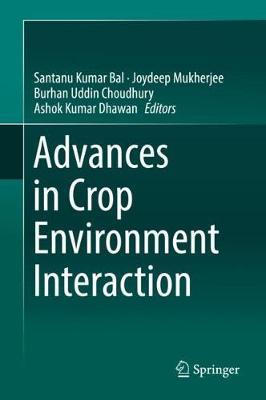 Advances in Crop Environment Interaction