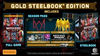 Watch Dogs Legion Gold Steelbook Edition for Xbox One image