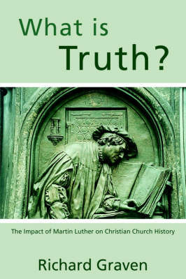 What Is Truth? by Richard Graven image