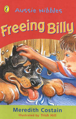 Aussie Nibble: Freeing Billy by Meredith Costain image