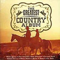 The Greatest Country Album (2CD) by Various Artists image