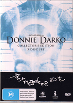 Donnie Darko - Collector's Edition (3 Disc Box Set) on DVD