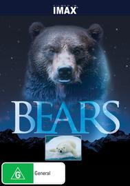 Imax - Bears on DVD
