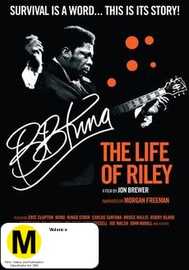 B.B. King The Life of Riley DVD