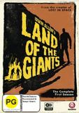 Land of the Giants - The Complete First Season DVD
