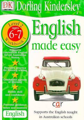 English Made Easy Level 2 (Age 6-7): Workbook 1