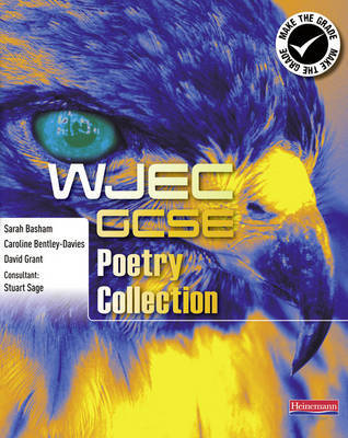 WJEC GCSE Poetry Collection Student Book by Caroline Bentley-Davies image
