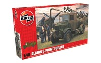 Airfix Albion 3-Point Fueller 1:48 Model Kit