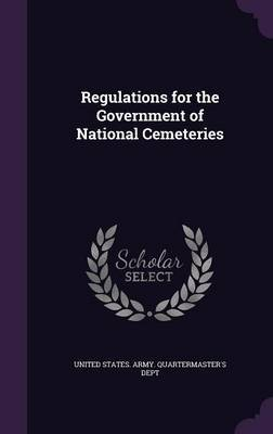 Regulations for the Government of National Cemeteries