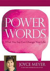Power Words by Joyce Meyer