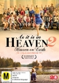As It Is In Heaven 2: Heaven On Earth on DVD