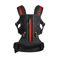 Baby Bjorn: Carrier One Outdoors - Black