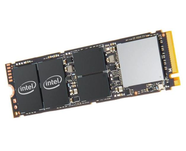 Intel M.2 128 GB Internal Solid State Drive