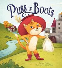 Storytime Classics: Puss in Boots by Saviour Pirotta