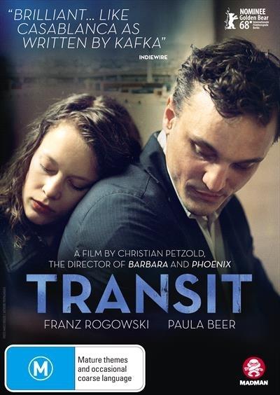 Transit on DVD