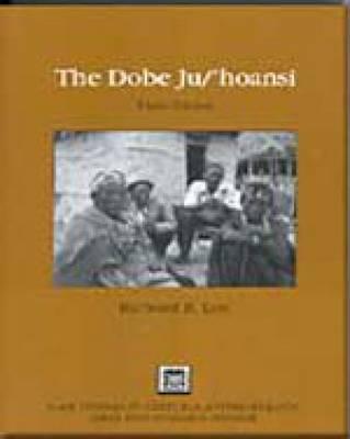The Dobe Ju/'Hoansi by Richard Borshay Lee image