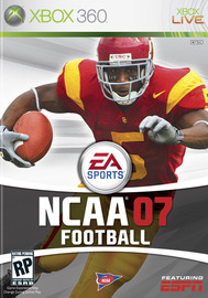 NCAA Football 07 for Xbox 360 image