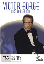 Victor Borge - In Concert And Encore on DVD