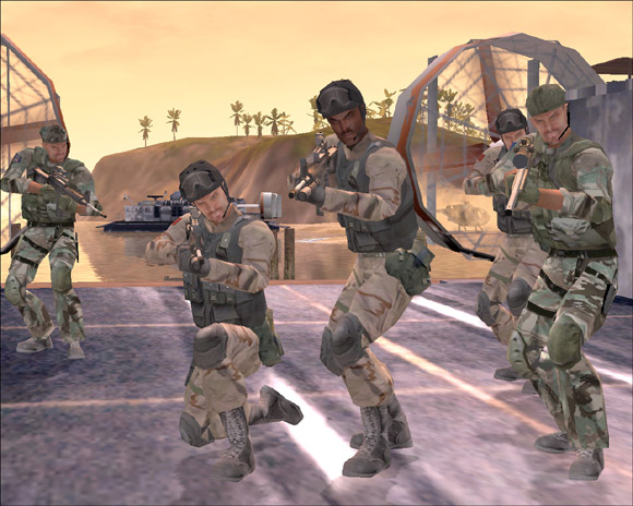 Delta Force: Black Hawk Down - Team Sabre for PC Games image