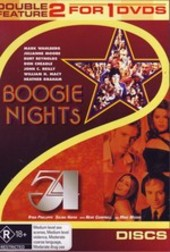 Boogie Nights / 54 - Double Feature (2 Disc Set) on DVD
