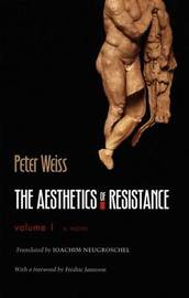 The Aesthetics of Resistance, Volume 1 by Peter Weiss image
