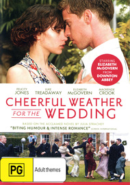 Cheerful Weather for the Wedding on DVD