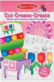 Melissa & Doug: Pink Cut-Crease-Create