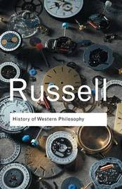 History of Western Philosophy by Bertrand Russell image