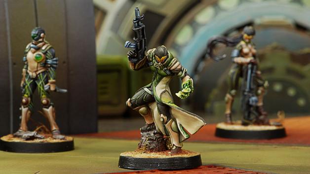 Hussein Al-Djabel - Hassassin Fiday (Rifle + Light Shotgun, Viral CCW)