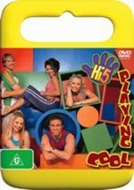 Hi-5 - Playing Cool on DVD
