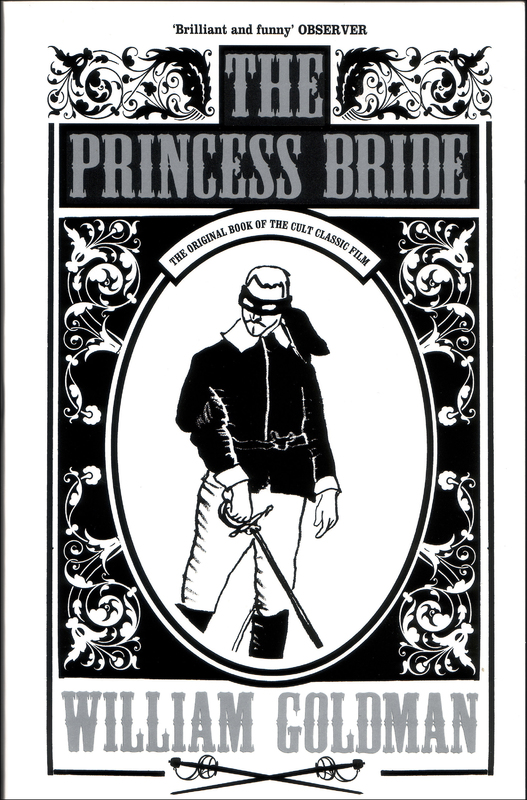 Image result for the princess bride cover black and white