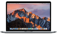 Apple MacBook Pro 15-inch with Touch Bar: 2.6GHz quad-core Intel Core i7, 256GB - Space Grey