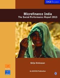 Microfinance India by Girija Srinivasan