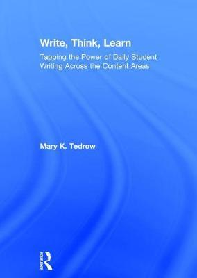 Write, Think, Learn by Mary K Tedrow image
