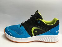 Head Sprint M Squash Shoes (Size 10.5)