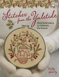 Stitches from the Yuletide by Kathy Schmitz