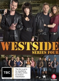 Westside Series 4 on DVD
