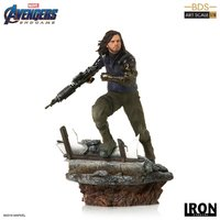 Avengers: Endgame - 1/10 Winter Soldier - Battle Diorama Statue