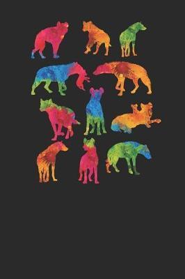 Hyena Silhouette by Hyena Publishing