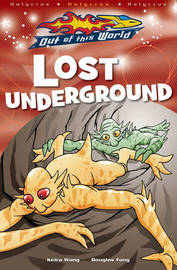 Lost Underground by Keira Wong image