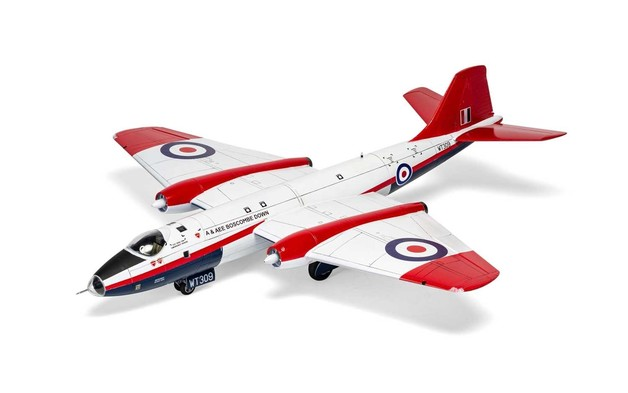 Airfix: 1:48 English Electric Canberra B2/B20 Boscombe Down