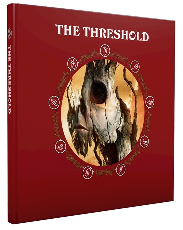 Invisible Sun: RPG - The Threshold