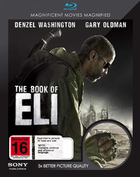 The Book of Eli on Blu-ray
