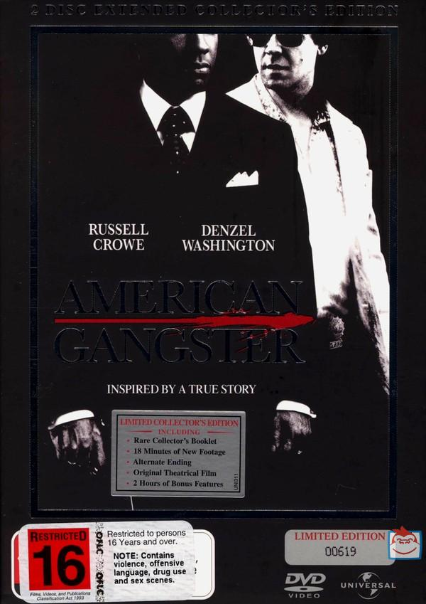American Gangster - Special Edition (2 Disc Set) on DVD image